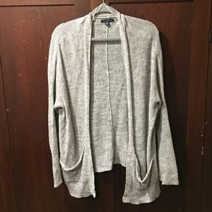 Grey knit AMERICAN EAGLE sweater
